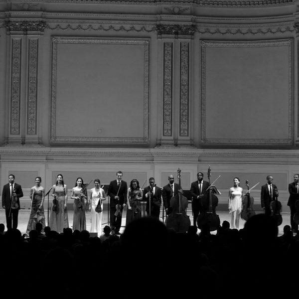 Sphinx Virtuosi at Isaac Stern Auditorium