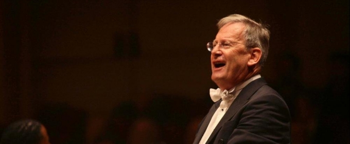 Orchestre Revolutionnaire et Romantique: Sir John Eliot Gardiner - All Beriloz at Isaac Stern Auditorium