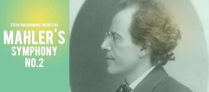 Czech Philharmonic Orchestra: Semyon Bychkov - Mahler Symphony No. 2 at Isaac Stern Auditorium