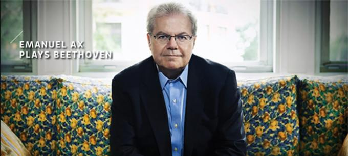 Emanuel Ax at Isaac Stern Auditorium