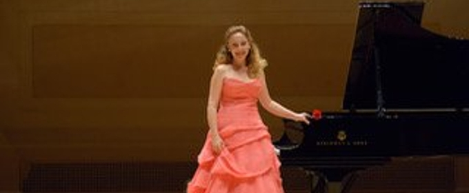 Katya Grineva at Isaac Stern Auditorium