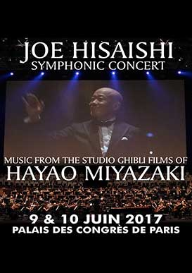 Joe Hisaishi Symphonic Concert: Music From The Studio Ghibli Films of Hayao Miyazaki at Isaac Stern Auditorium