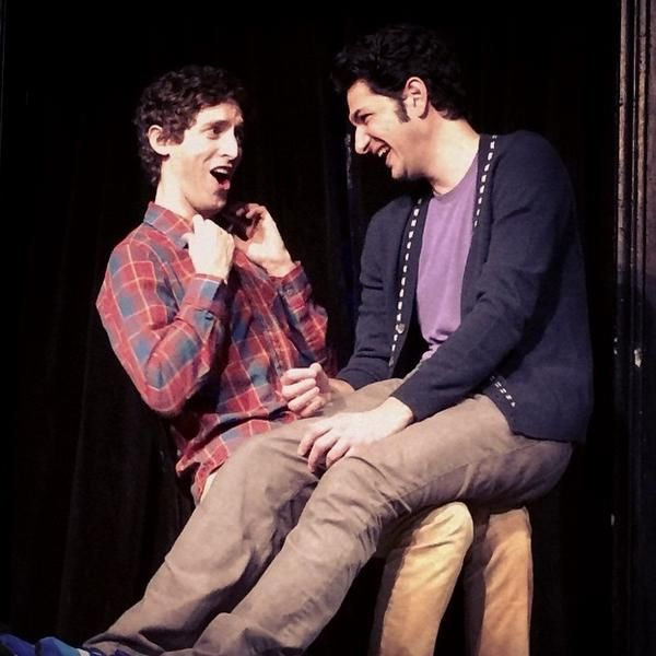 Thomas Middleditch & Ben Schwartz at Isaac Stern Auditorium
