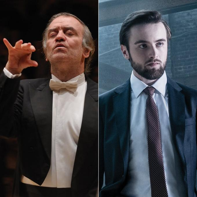 The MET Orchestra: Valery Gergiev - Schumann & Schubert at Isaac Stern Auditorium