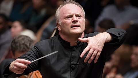 National Symphony Orchestra: Gianandrea Noseda - Liszt & Rossini at Isaac Stern Auditorium