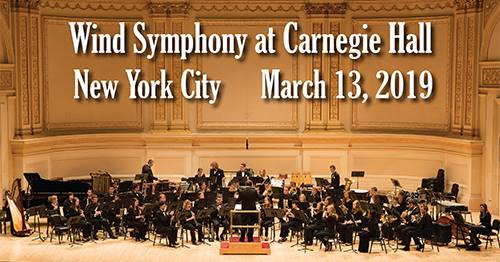 New York Wind Band Festival at Isaac Stern Auditorium