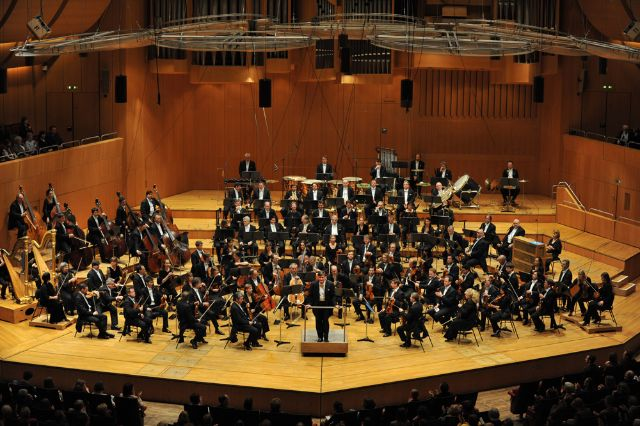 Munich Philharmonic Orchestra at Isaac Stern Auditorium