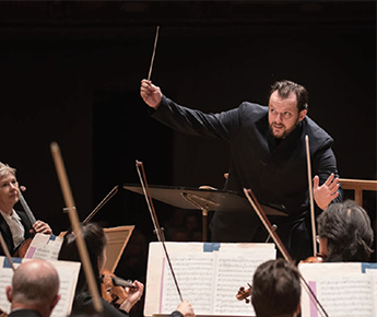 Boston Symphony Orchestra: Andris Nelsons - Mahler's Fourth Symphony at Isaac Stern Auditorium