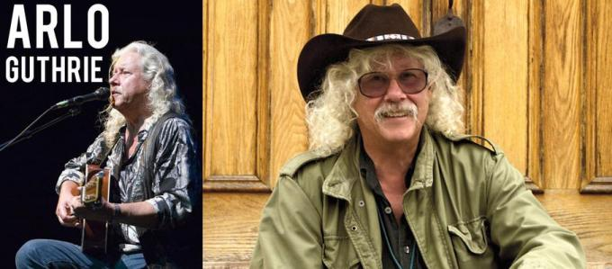 Arlo Guthrie at Isaac Stern Auditorium