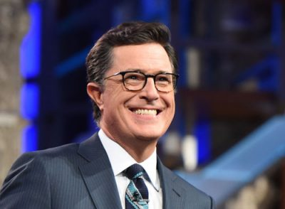 Behind The Laughter: An Evening With Stephen Colbert and Producers of The Late Show at Isaac Stern Auditorium