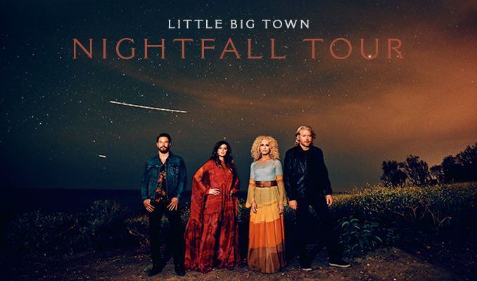 Little Big Town at Isaac Stern Auditorium