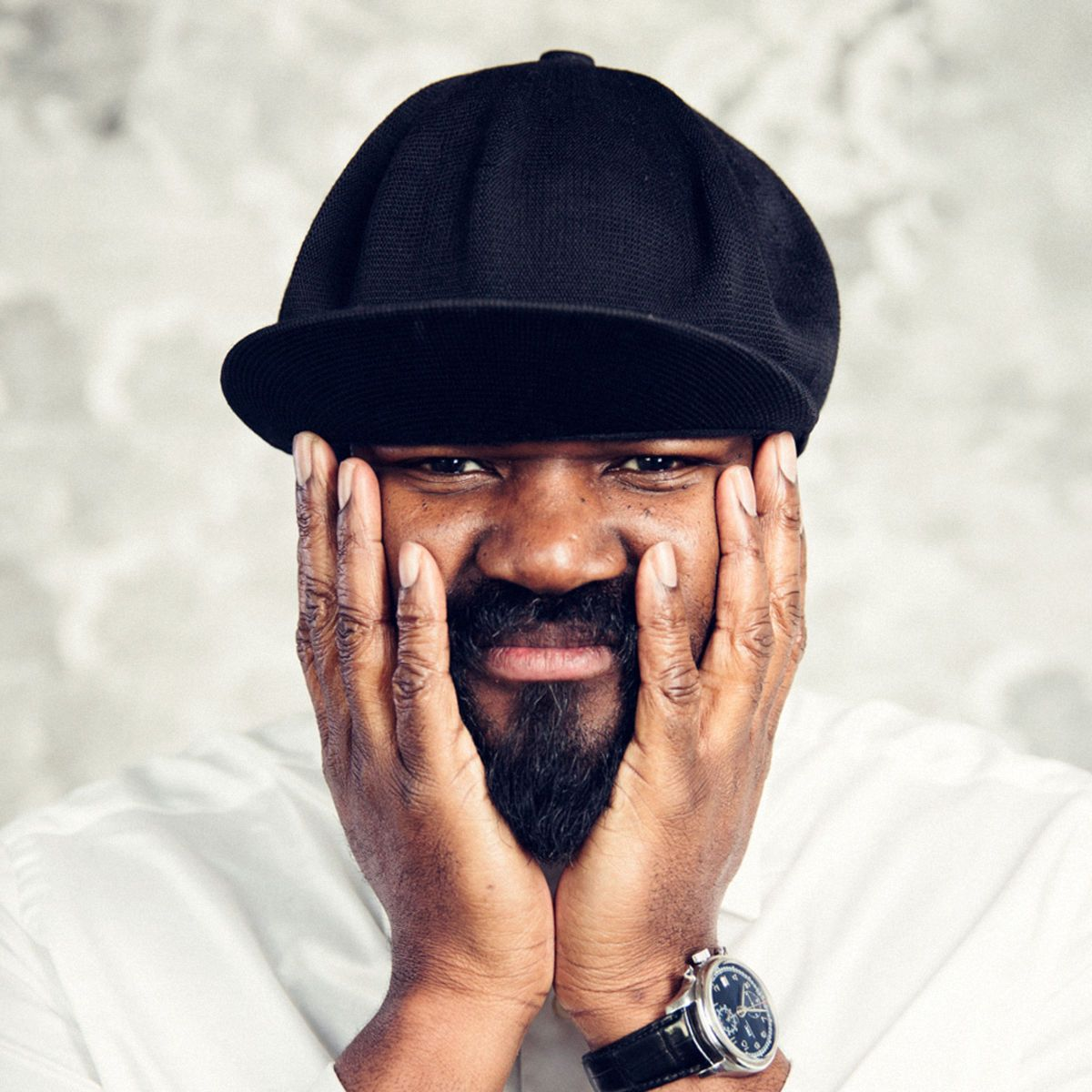 Gregory Porter at Isaac Stern Auditorium
