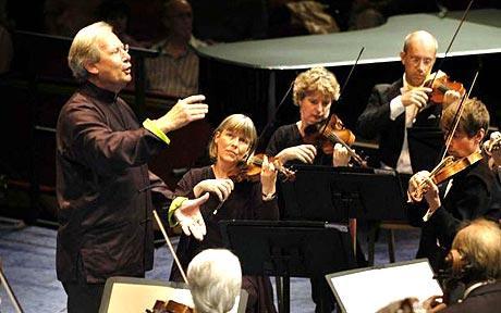 Orchestre Revolutionnaire Et Romantique at Isaac Stern Auditorium