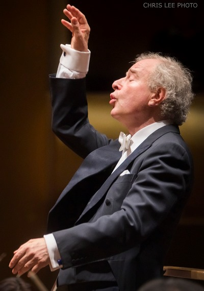 Andras Schiff at Isaac Stern Auditorium