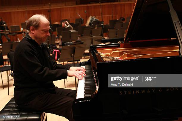 Marc-Andre Hamelin at Isaac Stern Auditorium