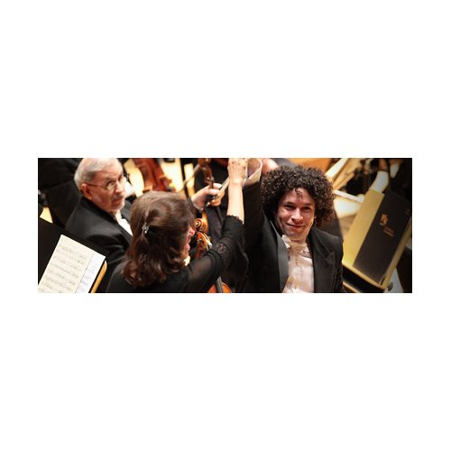 Los Angeles Philharmonic: Gustavo Dudamel - Mahler Symphony No. 6 at Isaac Stern Auditorium