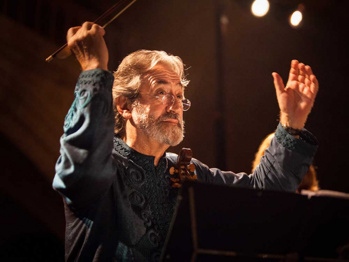 Jordi Savall [CANCELLED] at Isaac Stern Auditorium
