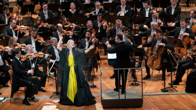 Diana Damrau [CANCELLED] at Isaac Stern Auditorium