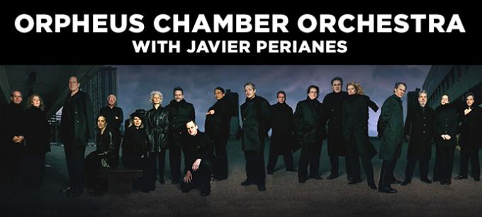 Orpheus Chamber Orchestra: Javier Perianes - Matheson, Mozart & Dvorak at Isaac Stern Auditorium