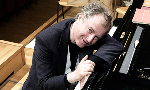Sir Andras Schiff at Isaac Stern Auditorium