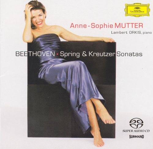 Anne Sophie Mutter & Lambert Orkis at Isaac Stern Auditorium