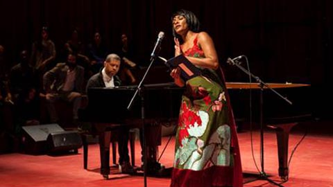 Two Wings: The Music of Black America In Migration at Isaac Stern Auditorium