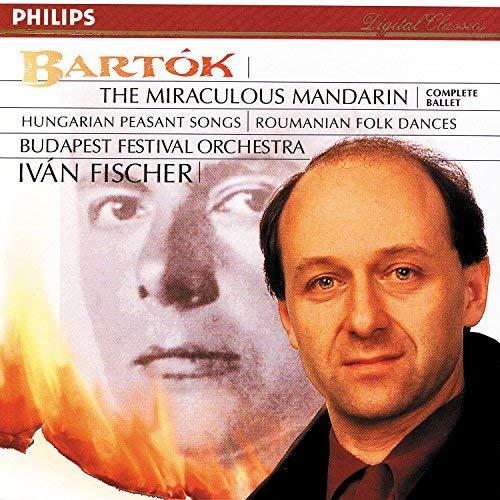 Budapest Festival Orchestra: Ivan Fischer - All Bartok at Isaac Stern Auditorium