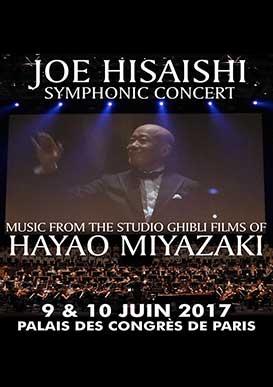 Joe Hisaishi Symphonic Concert: Music From The Studio Ghibli Films of Hayao Miyazaki at Isaac Stern Auditorium