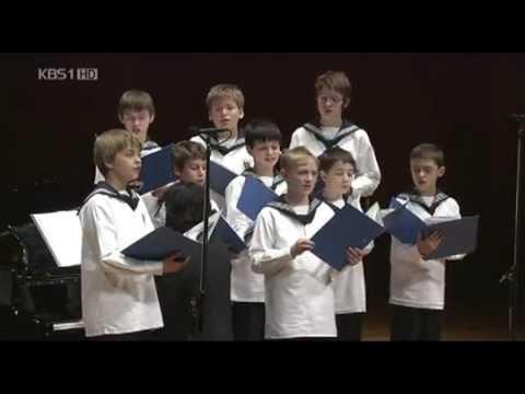 Vienna Boys Choir at Isaac Stern Auditorium