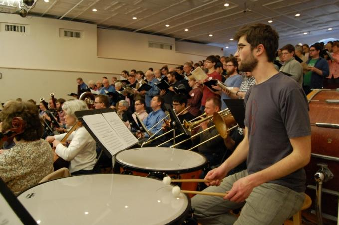 University of Southern Mississippi Southern Chorale at Isaac Stern Auditorium