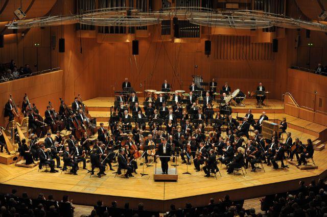 Munich Philharmonic Orchestra at Isaac Stern Auditorium