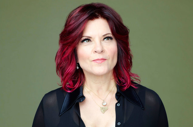 Rosanne Cash & Ry Cooder at Isaac Stern Auditorium