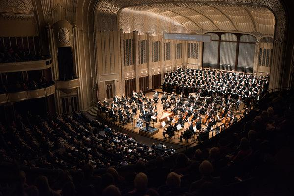 Cleveland Orchestra: Franz Welser-Most - Carnegie Hall's Opening Night Gala at Isaac Stern Auditorium