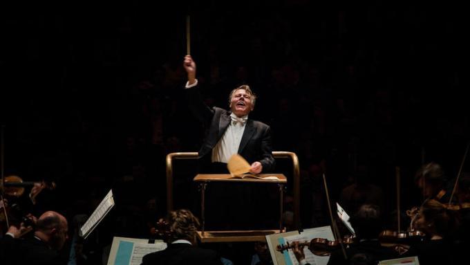Bavarian Radio Symphony Orchestra at Isaac Stern Auditorium