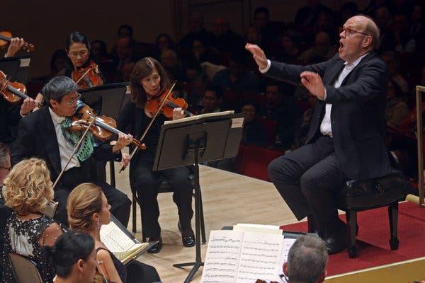 Orchestra of St. Luke's: Bernard Labadie - All Beethoven at Isaac Stern Auditorium