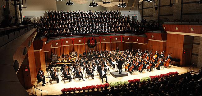 Atlanta Symphony Orchestra: Robert Spano - Beethoven's Missa Solemnis at Isaac Stern Auditorium