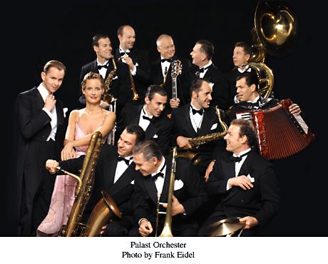 Max Raabe And The Palast Orchestra at Isaac Stern Auditorium