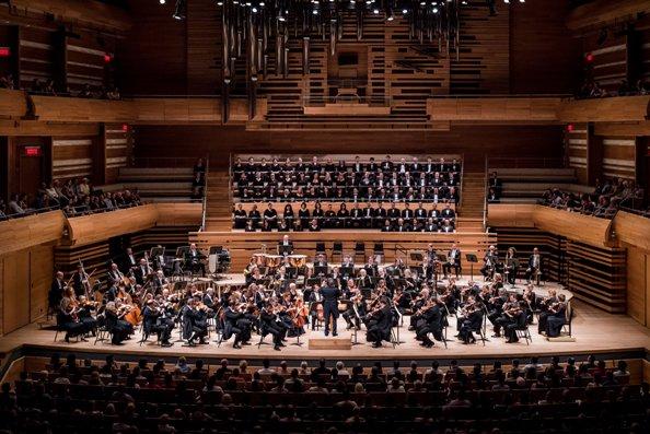 Orchestre Symphonique De Montreal: Kent Nagano - Schumann & Shostakovich at Isaac Stern Auditorium