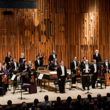 The English Concert at Isaac Stern Auditorium