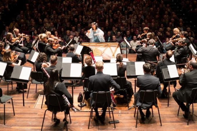 Mahler Chamber Orchestra: Mitsuko Uchida - Mozart [CANCELLED] at Isaac Stern Auditorium