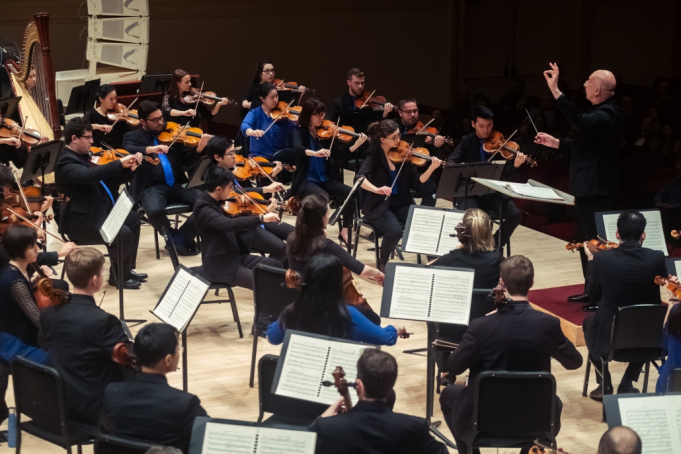 The Orchestra Now at Isaac Stern Auditorium