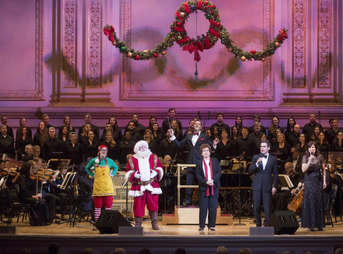 The New York Pops at Isaac Stern Auditorium