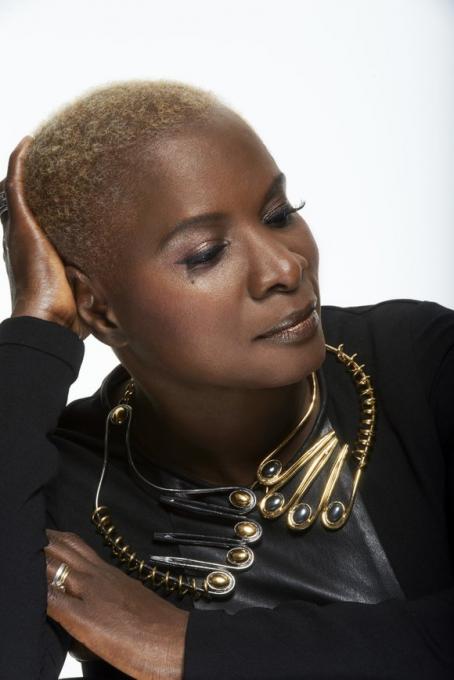 Angelique Kidjo at Isaac Stern Auditorium